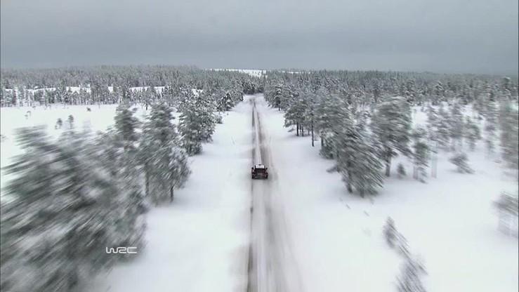 Śnieg, lód i mróz – czas na WRC w Szwecji