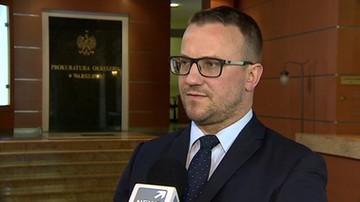 Rzecznik prokuratury o zarzutach dla b. dyplomaty Jarosława G. Jest oskarżony m.in. o posiadanie pornografii pedofilskiej