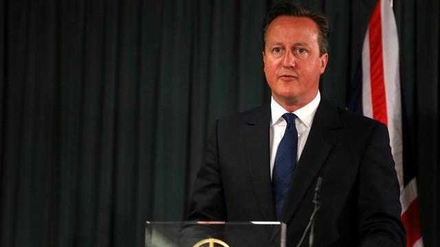 Premier Cameron: W. Brytania przyjmie więcej uchodźców