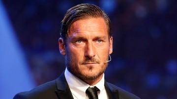 2017-10-04 Totti nie będzie trenerem? Zrezygnował z kursu