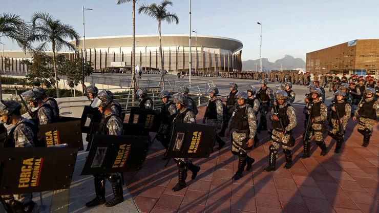 Rio 2016: Pierwsze 6 tysięcy żołnierzy gotowych do działania