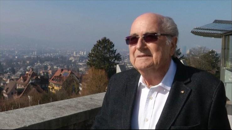 """Sepp Blatter świętuje 80. urodziny w """"rodzinnym gronie"""""""