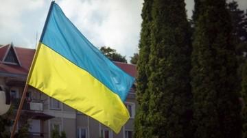 09-07-2016 17:22 NATO potwierdza wsparcie dla Ukrainy, potępia Rosję za podsycanie konfliktu