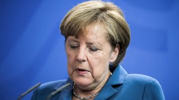 """24-07-2016 11:59 """"Długie milczenie Merkel"""" - niemieccy komentatorzy po ataku w Monachium"""