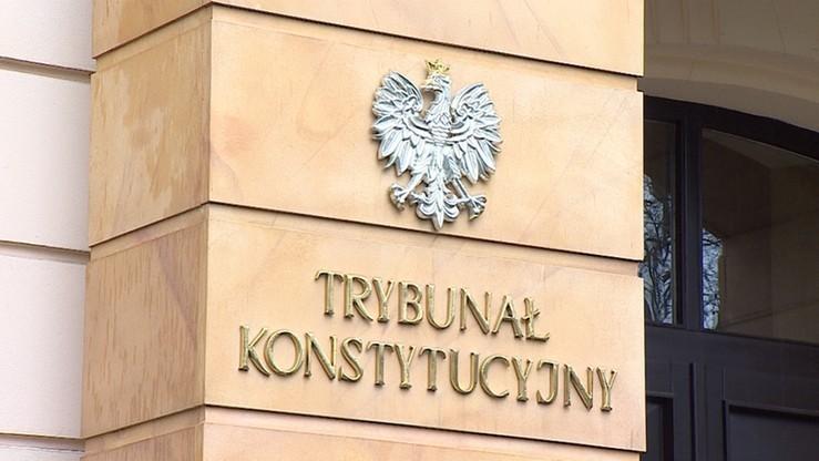 PO skarży do TK przepisy dotyczące wyboru prezesa i wiceprezesów Trybunału