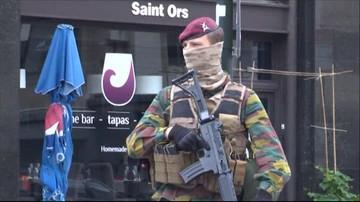 21-06-2016 10:35 Mężczyzna zatrzymany w Brukseli. Podejrzewano, że ma materiały wybuchowe