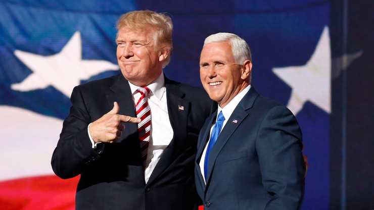Cruz nie poparł Trumpa. Pence przyjął nominację. Trzeci dzień konwencji Republikanów