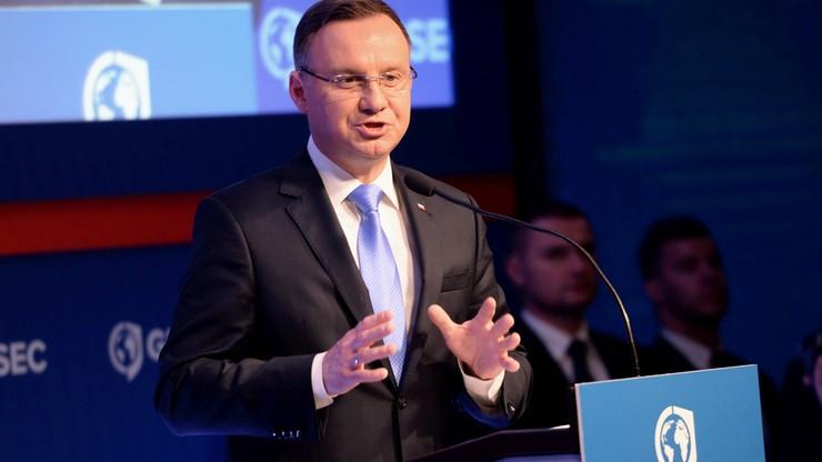 Prezydent: Polska gotowa zwiększyć aktywność w ramach koalicji antyterrorystycznej