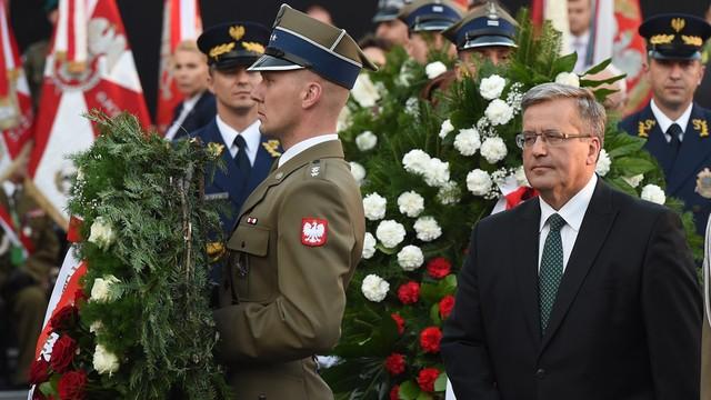 Rozpoczęły się obchody 71. rocznicy Powstania Warszawskiego