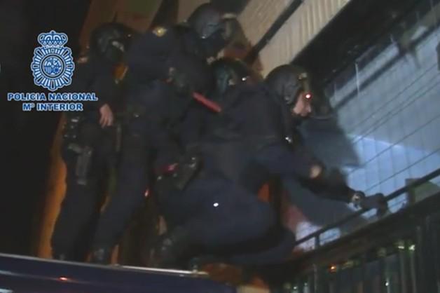 Hiszpania: zatrzymano 26 osób, w tym członków anarchistycznej grupy