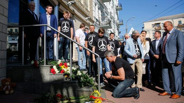 Holandia: Uczczono pamięć ofiar katastrofy samolotu zestrzelonego nad Ukrainą
