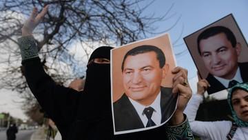 Były prezydent Egiptu Hosni Mubarak uniewinniony