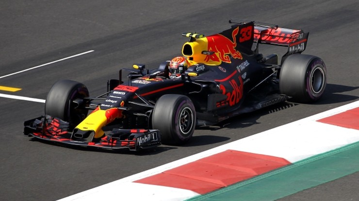 GP Meksyku: Verstappen najszybszy na trzecim treningu