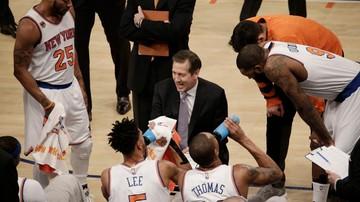 2017-02-18 NBA: New York Knicks ponownie najbardziej wartościowym klubem