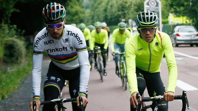 Tour de France – kolarze ruszają z Mont-Saint-Michel