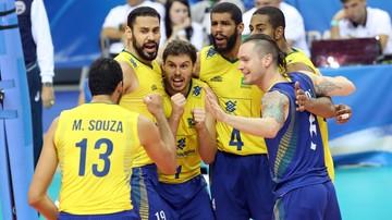 2017-07-06 Liga Światowa: Brazylia - Rosja. Transmisja w Polsacie Sport