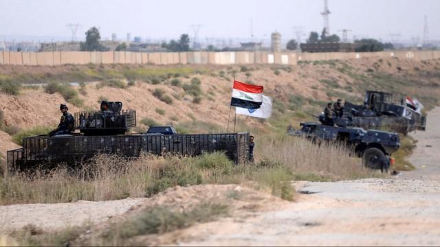 Irak: Armia odbiła z rąk Kurdów ważne cele na południe od Kirkuku