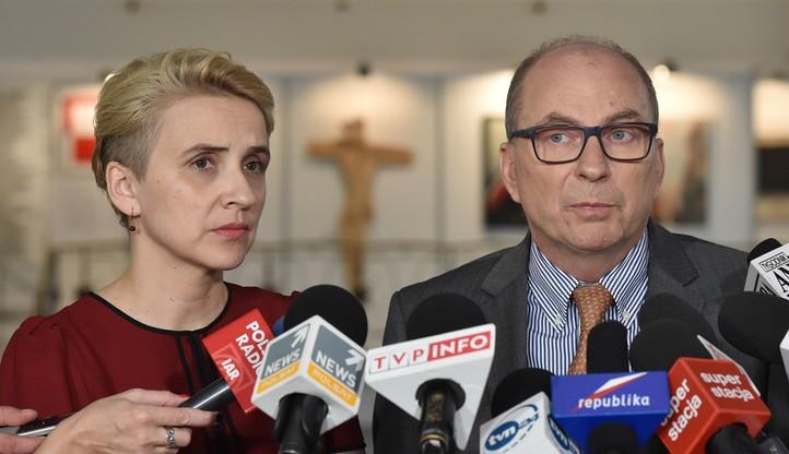 Nowoczesna: będzie wniosek do komisji etyki ws. wypowiedzi Mazurek