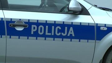 Zaatakował tasakiem, policja oddała strzały. Awantura Chińczyków w Wólce Kosowskiej