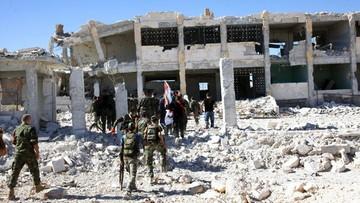 27-09-2016 21:01 Rosja publikuje ustalenia z USA ws. Syrii