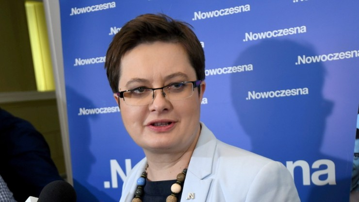 """""""Niszczyciel przyrody, zabójca drzew"""" - Nowoczesna o ministrze środowiska"""