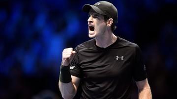 2016-11-16 ATP World Tour Finals: Drugie zwycięstwo Murraya