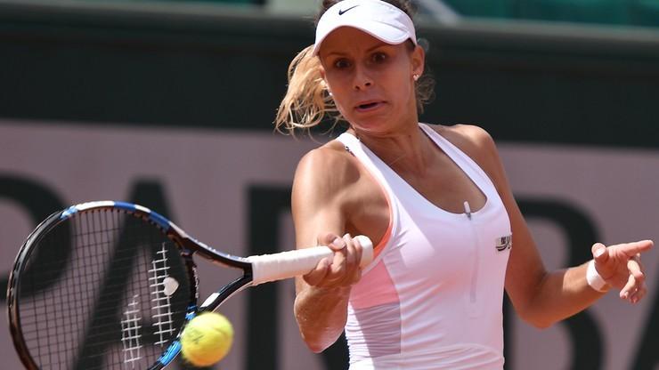 WTA w Tokio - Linette przegrała z Mertens w 1/8 finału