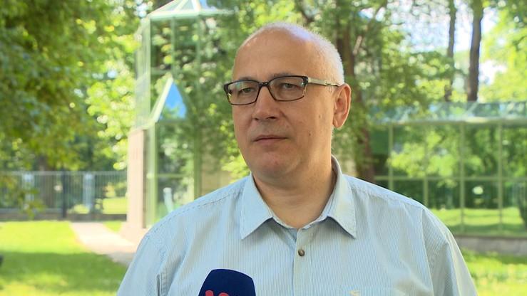 """""""Hejt »polaczków«"""". Brudziński o komentarzach ws. wpisu o tankowaniu na polskich stacjach"""