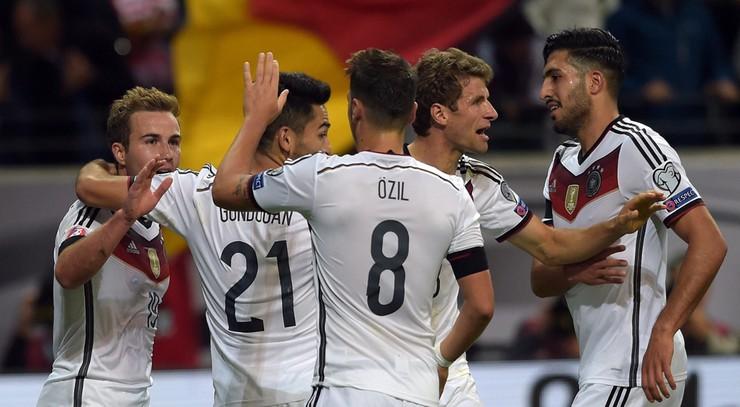 Euro 2016: Słowacja i Węgry ostatnimi rywalami Niemiec przed turniejem