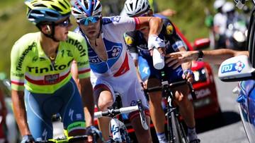 09-07-2016 18:04 Tour de France: Majka liderem klasyfikacji górskiej
