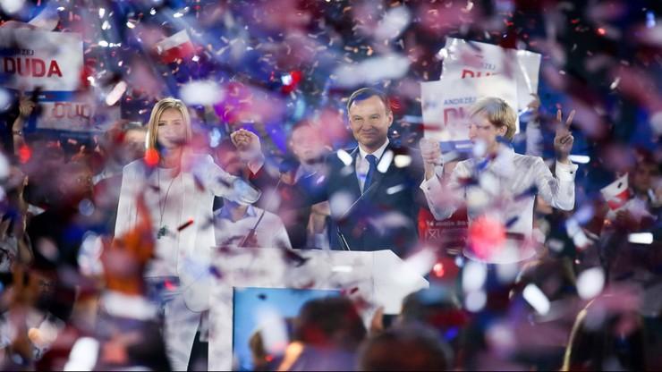 A jak Andrzej Duda, P jak prezes... Alfabet polityczny 2015 roku