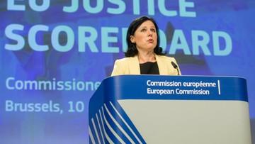 10-04-2017 13:32 Komisja Europejska: dyskusja o sytuacji Polski jeszcze w tym półroczu