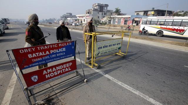 Indie: atak na bazę lotniczą w pobliżu granicy z Pakistanem