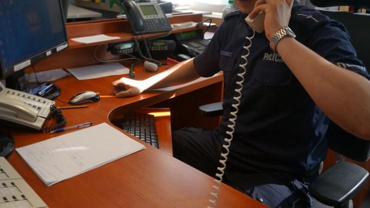 Policjant z Częstochowy przez telefon pomógł uratować dziecko