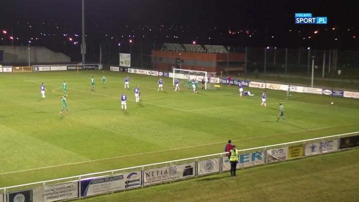 2017-11-27 Wigry Suwałki - Olimpia Grudziądz 1:0. Skrót meczu