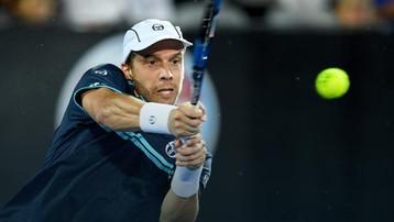 2017-01-14 Turniej ATP w Sydney: Pierwszy w karierze tytuł Muellera