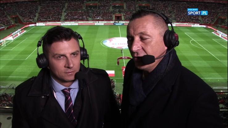 Hajto i Borek pożegnali się z komentarzem reprezentacji Polski
