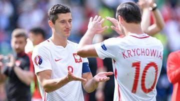 2016-11-21 Lewandowski i Krychowiak nominowani do Drużyny Roku UEFA!