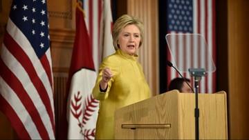 24-03-2016 06:20 Clinton: USA nie mogą odwracać się plecami do sojuszników