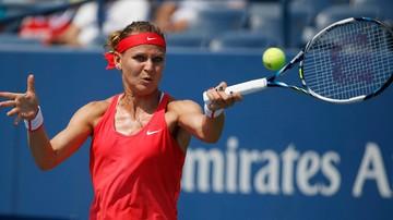 2015-10-22 WTA Finals: Lucie Safarova uzupełniła grono uczestniczek