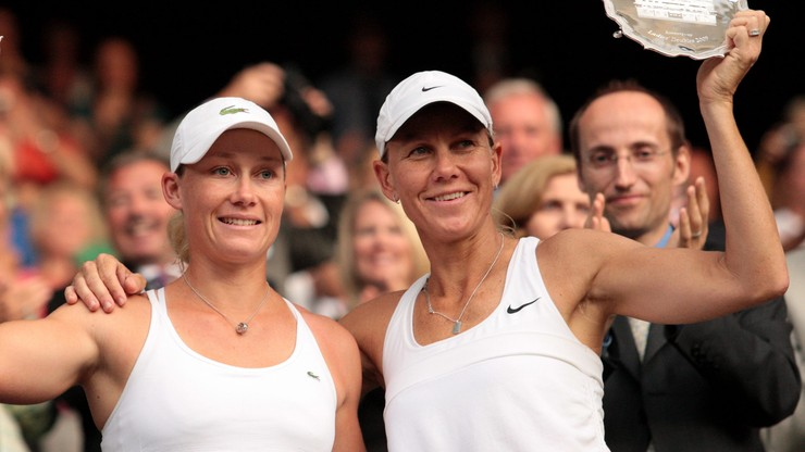 Mistrzyni Wimbledonu o roli trenera