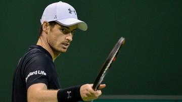 2017-01-05 Turniej ATP w Dausze: Murray i Djokovic w półfinałach