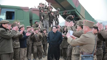 04-03-2016 13:15 Korea Północna grozi odwetem za sankcje ONZ
