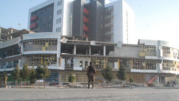 11-11-2016 08:24 Dwa zamachy na konsulat Niemiec w Afganistanie. 4 zabitych, ponad 100 rannych