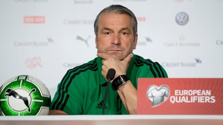 El. MŚ 2018: Storck zwolniony z funkcji trenera reprezentacji Węgier