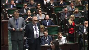 Burzliwa debata w Sejmie o nowelizacji ustawy o Trybunale Konstytucyjnym