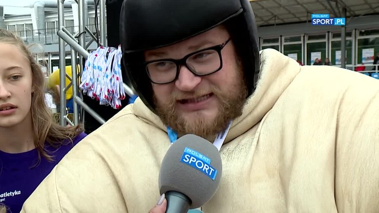 Paweł Fajdek sumitą-sprinterem. Co za forma!