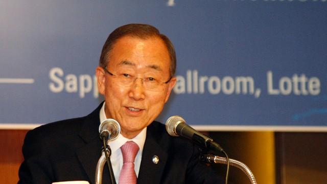 Korea Płn. nie chce odwiedzin sekretarza generalnego ONZ