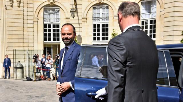 Francja: Edouard Philippe premierem w rządzie Macrona