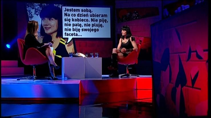 """""""Popieram kobiety, które walczą o swoje prawa"""" – Ewa Brodnicka w programie """"Skandaliści"""""""